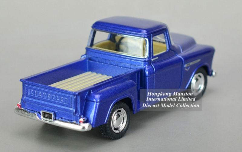 136 Car Model For 1955 Chevrolet Task Force Pickup (17)