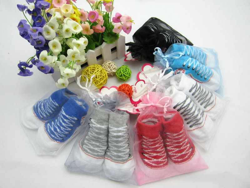 NEw Style Newborn Modelling shoes Socks Infants Baby Footwear Non-Slip rubber sole Cotton Sock Baby Socks shoes Mix Designs 082(China (Mainland))