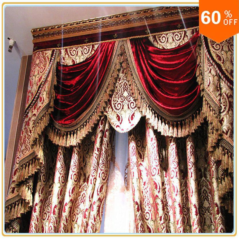 Curtains installation 2