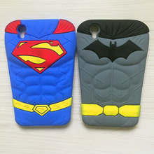 Buy 3D cartoon cover chest muscle superman batman soft silicone cell phone case Sony Xperia M4 Aqua E2303 E2333 E2353 for $2.99 in AliExpress store