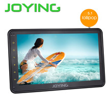 """2016 Joying 10.1"""" Universal 1024*600 Car Stereo GPS Navigation System Android 5.1.1 Lollipop Quad Core Double 2 Din Head Unit(China (Mainland))"""