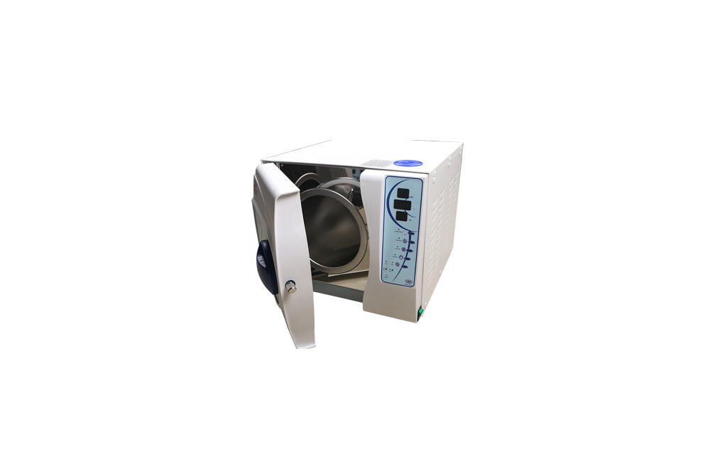 12L Vacuum Steam Autoclave Medical Dental Autoclave Sterilizer + Printer One Year Warranty(China (Mainland))