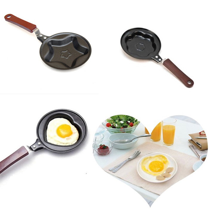 2015 New Arrival Cooking Tools Healthy Nonstick Stainless Steel Frying Pan Eco Fry Pan Skillet Freeshipping&Wholesale(China (Mainland))
