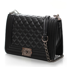 Famous Quilted Double Flaps Lambskin women handbag Designers Bags Brand Channelling Bag messenger Genuine Leather shoulder Bag