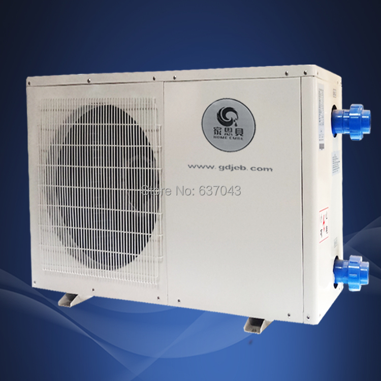 Swimming Pool Heater Air Source Heat Pump In Heat Pump Water Heaters From Home Improvement On