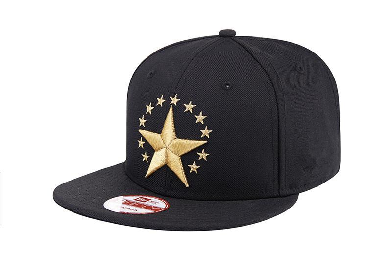 Street Fashion Bar DJ Snapback Hats 950 NE STARS GOLD Hats Cheap Hiphop Gorras Bone Baseball Caps Free Shipping(China (Mainland))