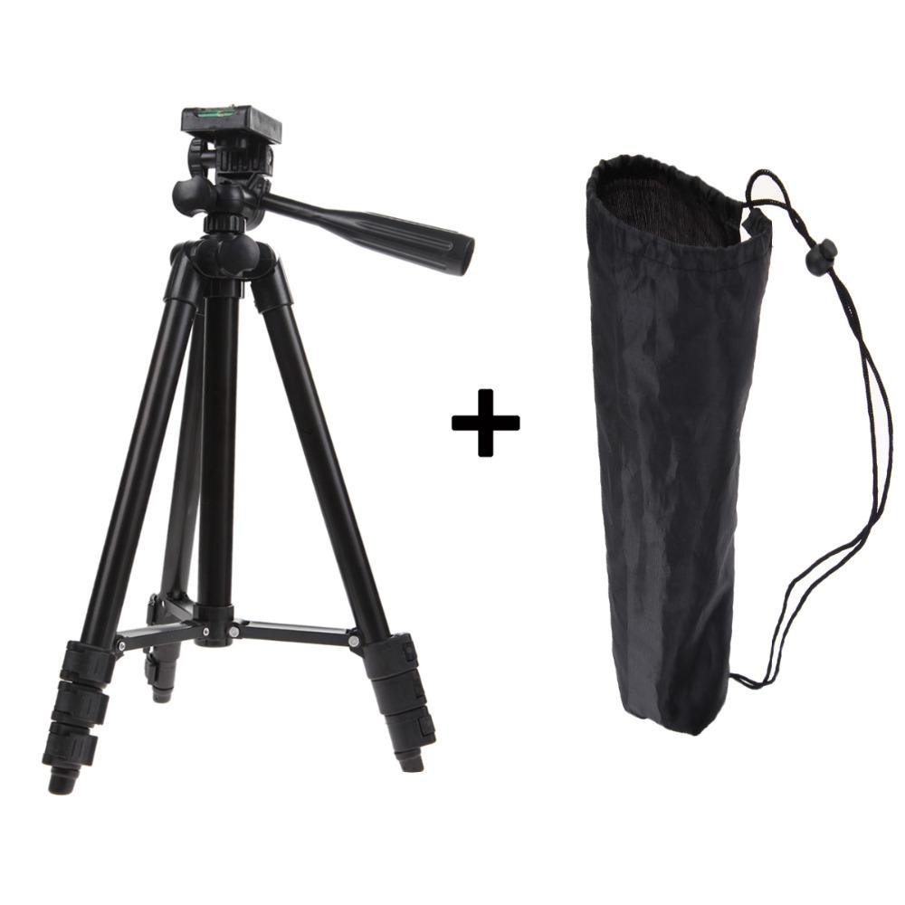 Hot Sale Professional Photographic Travel Portable Tripod for Digital Camera Camcorder Fold 35cm + 1pcs Nylon Carry Bag(China (Mainland))