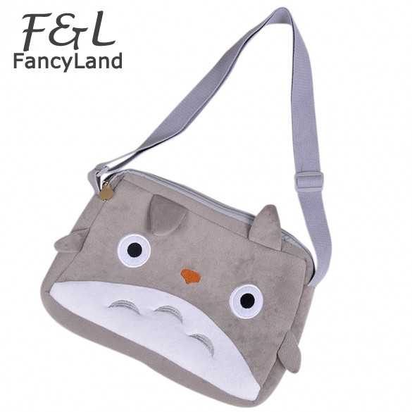Free shipping Women's Handbag Women Messenger Bags Cross Body Bag Women Velvet Cartoon Cat Handbags Wholesale SV07 SV005711(China (Mainland))