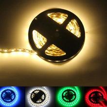 Buy Best price LED strip light 5050 5m 300 LED 60led/m waterproof / IP65 waterproof 12V flexible light 5050 LED strip tape for $5.35 in AliExpress store