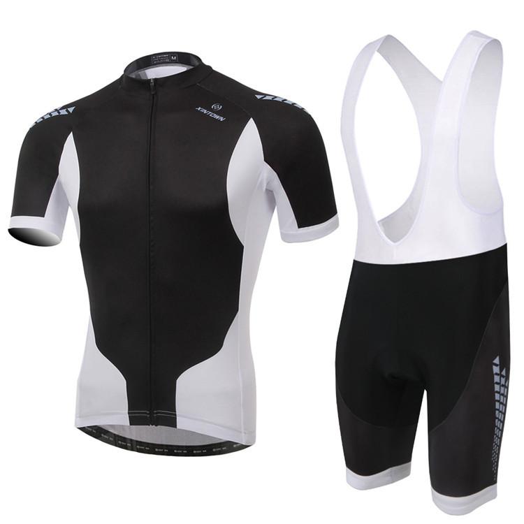 2015 Summer Mens Quick Dry Short Sleeve Cycling Jersey BIB Shorts Trekking DH Mountain Bike Sports Clothing Riding Jacket Set(China (Mainland))