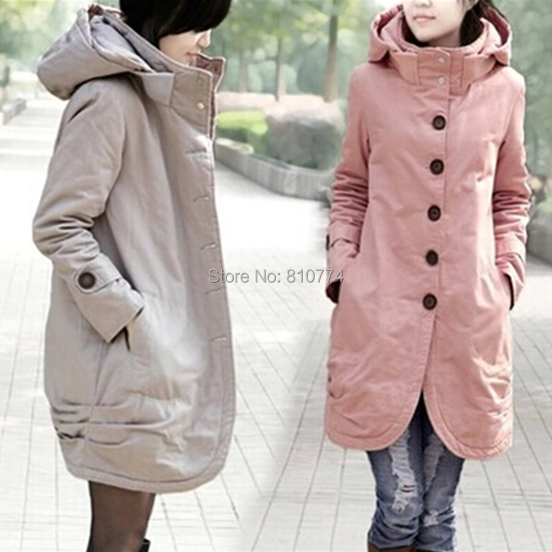 2012 winter hooded slim long design womens thickening wadded jacket plus size cotton-padded jacketОдежда и ак�е��уары<br><br><br>Aliexpress