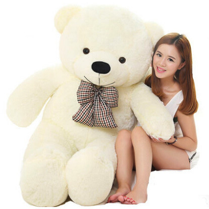 Low Price 80cm small teddy bear plush toys kids mini soft stuffed animals children big peluches baby doll for girl's Gift(China (Mainland))