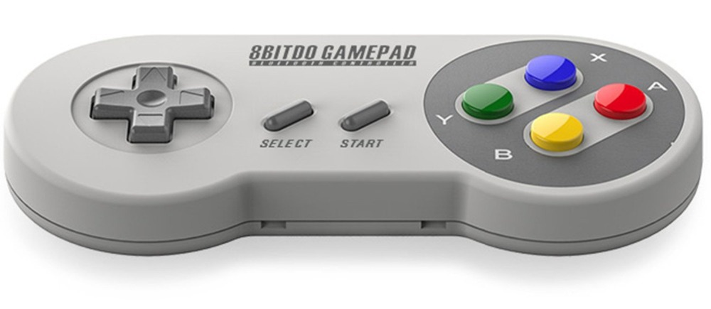 store product New bitdo SFC PRO Wireless Bluetooth Controller Dual Classic Joystick for IOS Android Gamepad PC Mac