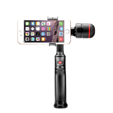 Buy WenPod 360 Degree SP2 Smartphone 2 axis Gimbal stabilizer video handheld mobile phone 2-axis gimbal steadicam for $133.88 in AliExpress store