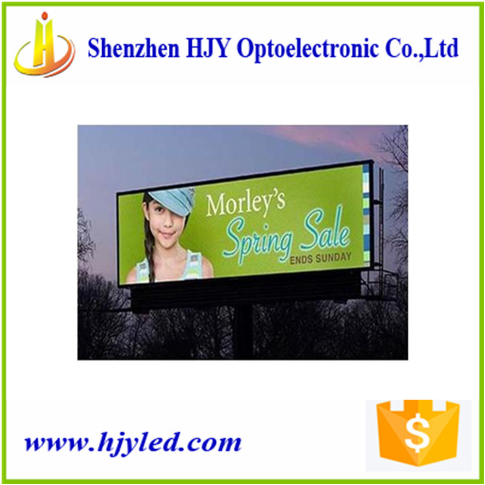 outdoor full color import p10 led panel(China (Mainland))