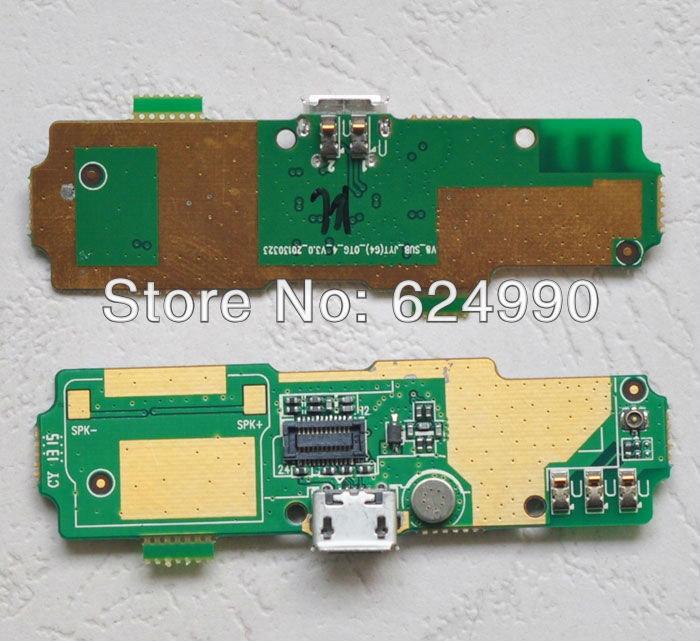 Wholesale 1pcs/lot G4 New charge plug board for G4 original authentic for Jiayu G4 ANDROID Phone + Free ship