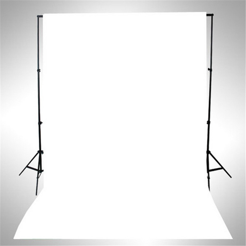professional White Screen Photography Background For Studio Photo Props Photographic Backdrop Non-Woven Fabric 2m X1.6m(China (Mainland))