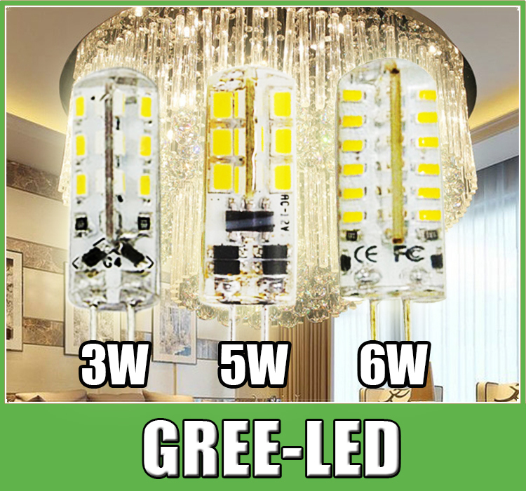 15pcs/ G4 LED DC12V 6W Led Bulb 3014 SMD 24 leds lamp 360 Beam Angle LED Spotlight LED G4 Light replace 20w halogen g4 lamp(China (Mainland))