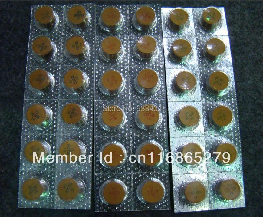 Free shipping 20pcs/lot 14MM Brown Moori billiardpool cue tips/Moori cue tips billiard&snooker accessories(China (Mainland))