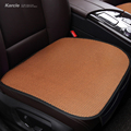 Karcle 1PCS Universal Car Seat Covers Breathable Summer Driver Seat Cushion Car Chair Pad Car styling