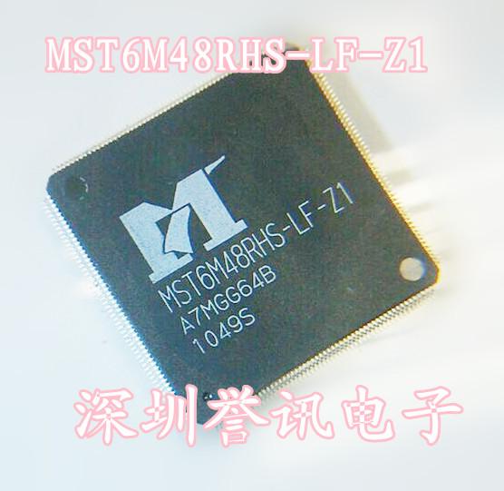 Free shipping 5pcs/lot MST6M48RHS-LF-Z1 LCD TV board decoding new original(China (Mainland))