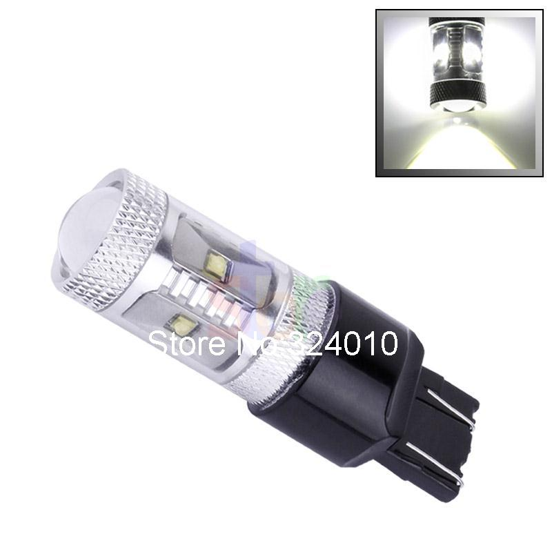 20pcs 7443 7440 30W Cree XBD LED Lamp car Fog Head Bulb auto Vehicles parking w21/5w led Tail Brake Lights car light source(China (Mainland))
