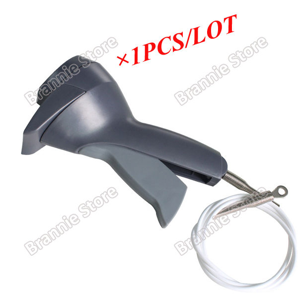 Handheld hook detacher 58khz AM hard tag remover gun handle releaser EAS system free shipping(China (Mainland))