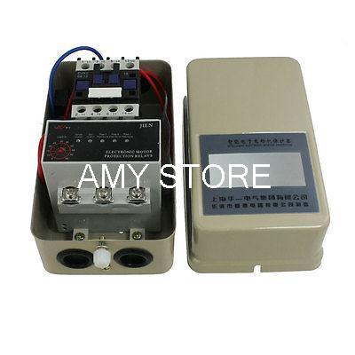 Three Phase 4 NO AC Contactor 5-65A Motor Protection Relay 3KW 380V<br><br>Aliexpress