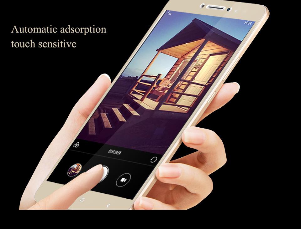 NKOBEE Full Cover Tempered Glass for xiaomi mi max Screen Protector Film for xiaomi mi max smart mobile phone accessories