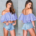 Hot Sale 5XL Large Size Women's T-shirts Square Collar Butterfly Sleeves Off Shoulder Dresses Fashion Sling Lace Women's Tee