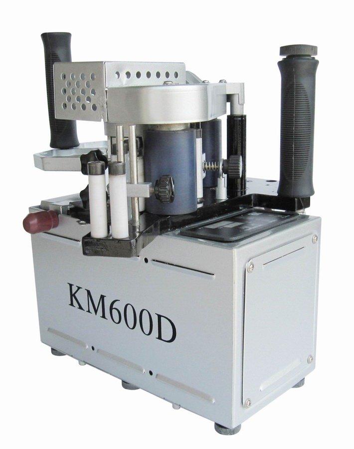 Hand held double side glue edge bander KM600D , portable banding machine, furniture machine - ABT Shop Of Kinkda store