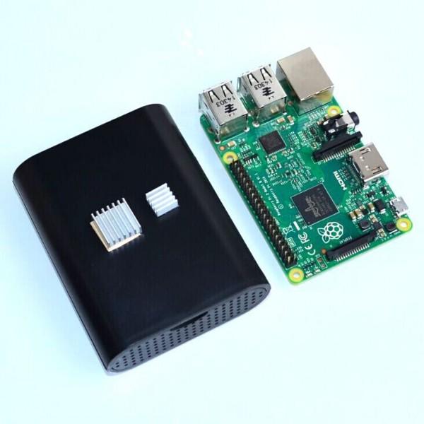Электронные компоненты Raspberry pi 2015 & Pi 2 b Broadcom BCM2836 1G RAM + 1 , ABS boxlittlebits + 2 raspberry pi 2 model B ram b 149z ga41u крепление ram mounts для навигаторов garmin astro 320 gpsmap 62 series