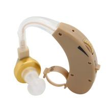F-138 Регулируемый Ухо Слуховой аппарат Усилитель Звука для Лучшего Слуха Аудифон Ухо Уход Инструмент бесплатная доставка(China (Mainland))