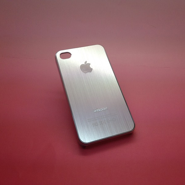 ,Hard Aluminum Back Cover Thin Case Iphone 5,Brushed Metal Iphone5 Retail Package - 360 Vibra Audio Co., Ltd. store