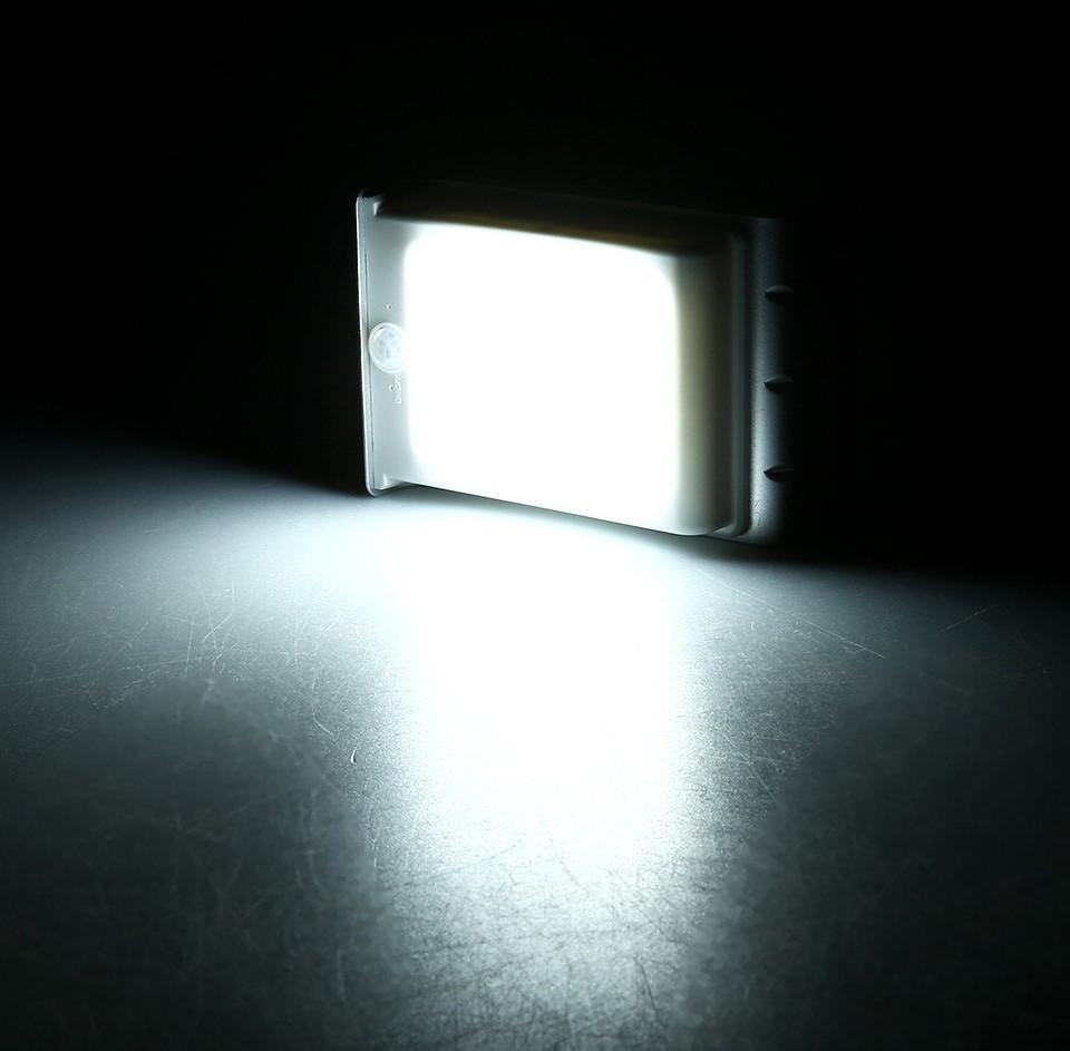 2016 New 16 LED Solar Light Outdoor Light Waterproof Energy Saving Wall Light Motion Sensor Solar Lights for Garden Decoration