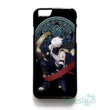 Fit for iPhone 4 4s 5 5s 5c se 6 6s 7 plus ipod touch 4/5/6 back skins cellphone case cover COOL HATAKE KAKASHI
