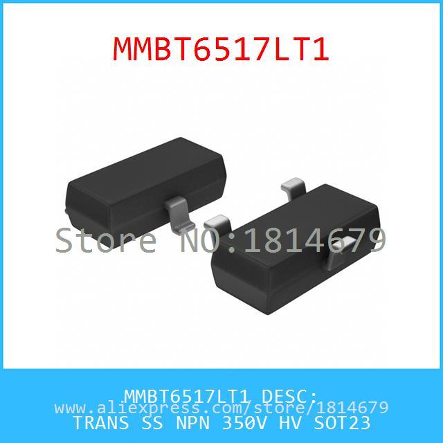 Electronic Parts MMBT6517LT1 TRANS SS NPN 350V HV SOT23 6517 MMBT6517 5pcs(China (Mainland))