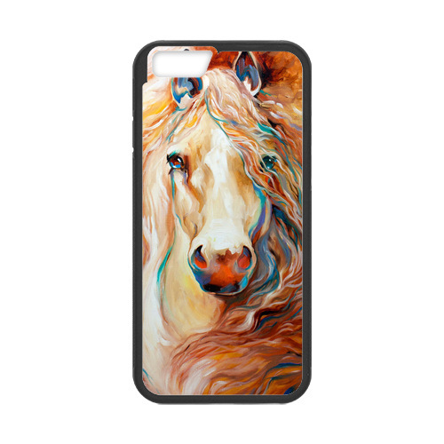 Expensive Horse Painting cell phone case cover for Iphone 4S 5 5S 5C 6 Plus Samsung galaxy S3 S4 S5 S6 S7 edge Note2345 HTC SONY(China (Mainland))