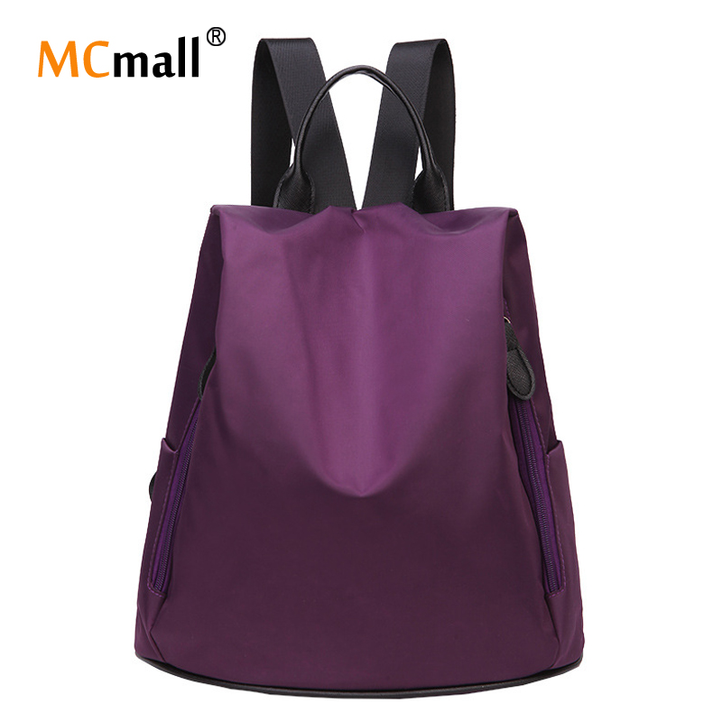 women sport shoulder bags nylon backpack female fashion leisure bag mochilas oxford waterproof travel backpack women BD-157(China (Mainland))