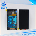 1 piece tested free shipping replacement parts 5 inch screen for Sony Xperia Z1 L39h lcd