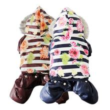 Buy Snowman Jacket Dog Coat Winter Warm Clothes Chihuahua Yorkshire Fog Dogs Clothes Pet Dog Costume Puppy Jumpsuit Hoody Clothing for $8.40 in AliExpress store