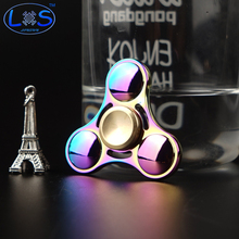 Buy 2017 Colorful Fidget Spinner Rotation Time Long EDC Metal hand spinner Autism ADHD Kids/Adult Funny Anti toy for $10.63 in AliExpress store