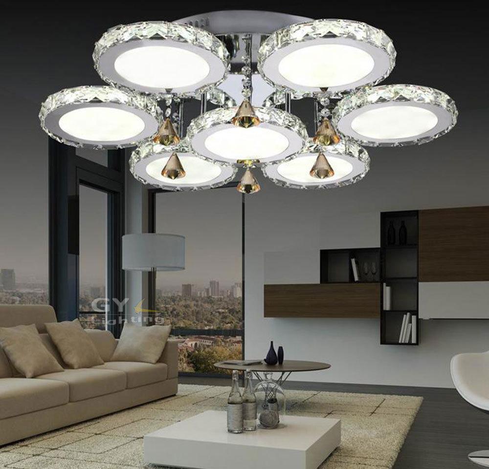 Exklusive Wohnzimmer Lampen Led Deckenleuchten Verschiedenes Interessantes Design Fr Ein