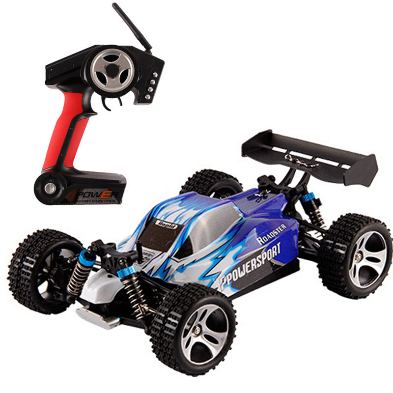 1/18 4WD OFF Road RC Buggy 50KM/H Electric Toys Remote Control Monster Truck High-Speed Vortex 2.4G Remoto Dirt Bike Drift Car(China (Mainland))