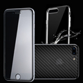 Front back screen protector For iphone 7 tempered glass for iphone 7 plus glass film clear
