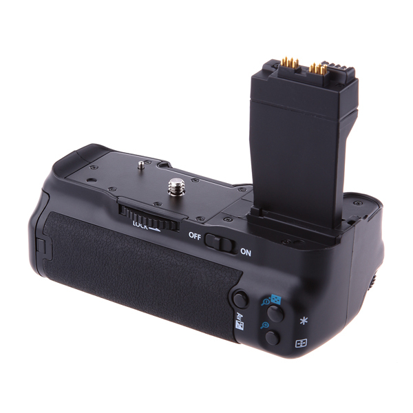 Pro Vertical Battery Grip For Canon BG-E8 550D 600D 650D 700D T2i T3i<br><br>Aliexpress