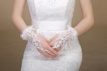 Свадебные перчатки  от Isabel_Ye *^_^* для Женщины, материал Полиэстер артикул 32370726575