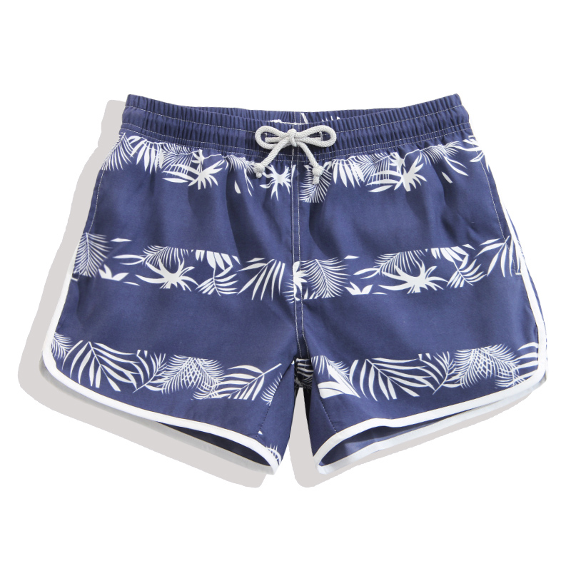 New Summer Surfing & Beach Shorts Women Swim Shorts Bermuda Surf Boardshorts Quick Dry Printed Bermuda Surf Board Shorts Women(China (Mainland))