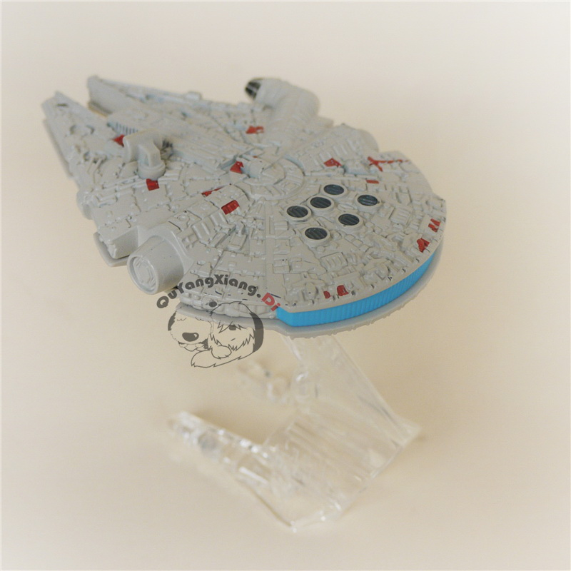 Star Wars Hot Wheels Millennium Falcon Starship Loose Brand Toy for Kids Children Gift(China (Mainland))