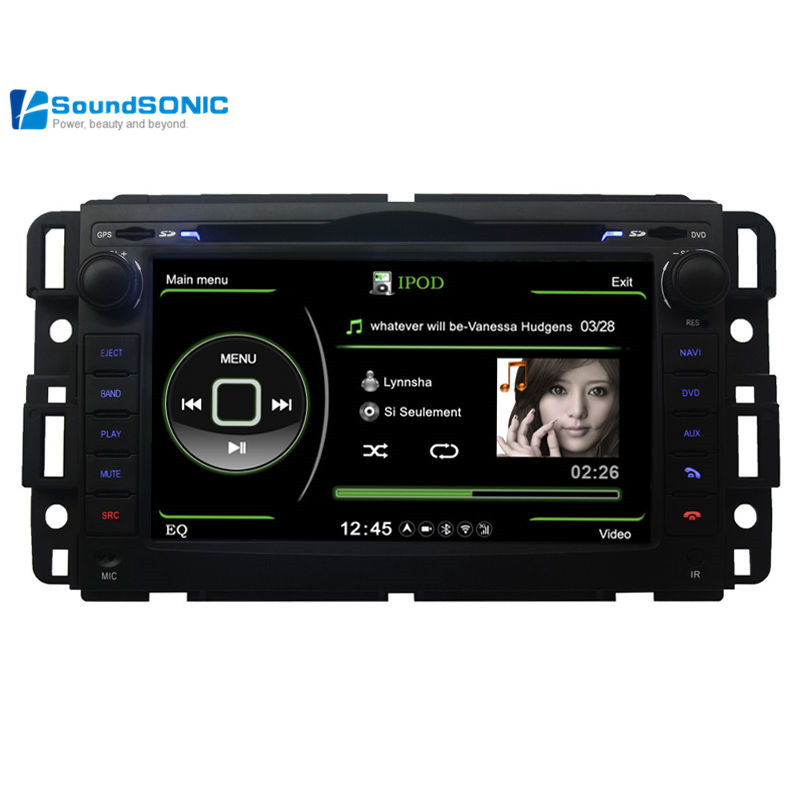 Online Buy Wholesale Gmc Sierra Navigation From China Gmc